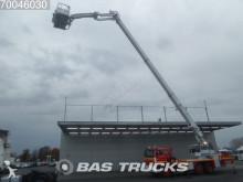 camión plataforma elevadora Renault usado