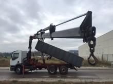 camión volquete para chatarra Renault usado