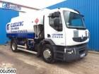camión cisterna Renault usado
