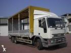 camión lona corredera (tautliner) Iveco usado