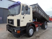 camion MAN 19.322 (BIG AXLE / MANUAL PUMP)