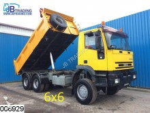 camión Iveco 380E34 6x6, Manual, Steel suspension, Naafreduct