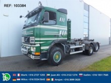 camion Volvo FH16.470 HOOK MANUAL FULL STEEL HUB REDUCTION