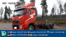 camion Volvo FH16.660 - SOON EXPECTED - FULL STEEL HUB REDUCTION EURO 4