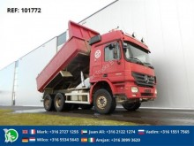 camion Mercedes ACTROS 3350 6X4 FULL STEEL HUB REDUCTION EURO 3