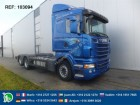camion Scania R500 CHASSIS MANUAL EURO 5