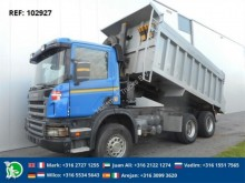 camion Scania P380 FULL STEEL