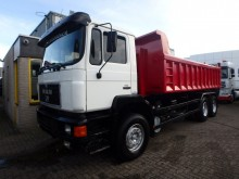 camion MAN 33.372 + tipper + 6x4 + MANUAL