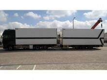 camion DAF XF 105.460 6X2 FRIGO COMBI WITH VAN ECK FRIGO TR