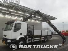 camión Renault Midlum 220 4X2 Manual DCI Euro 3 Hardholz-Bodem