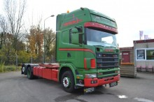 camion Scania 114 380 Chassis Cabine BDF