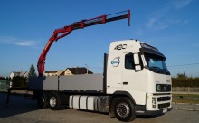 camion plateau Volvo occasion