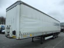 camion Teloni scorrevoli (centinato alla francese) Krone usato