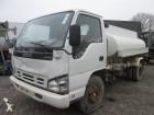 camion cisterna idrocarburi Isuzu usato