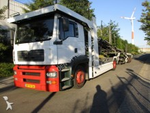 camion porte voitures MAN occasion