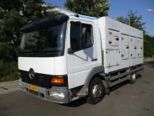 camión frigorífico Mercedes usado
