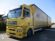 camion Teloni scorrevoli (centinato alla francese) MAN usato