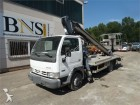 camion nacelle Nissan occasion