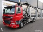 camión DAF FAT 85 CF 380 6x4 Hiab 16 ton/meter Kran
