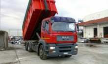 camion MAN TG-A 26.484 FNLC cab.m [2006 - kw 352 - passo 4,50]