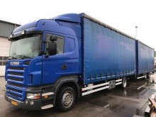 camión Scania 380 LB4X2MLA WITH HANGER