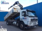 camion Volvo FM12 420 Manual, EFFER 120 crane, Steel suspensi