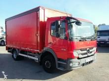 camion furgone trasporto bibite Mercedes usato