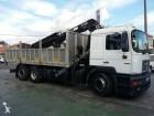 camion MAN 26.343 6X2