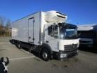 camion Mercedes ATEGO IV 1224 L Kühlkoffer 7,3 m LBW 1 T * E 6