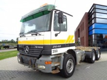 camión Mercedes Actros 2640 / EPS Semi / 6x4 Chassis