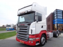 camión Scania R470 Topline 6x2 Chassis / Manual