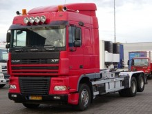 camion DAF 95 XF 430 MANUAL / FULL STEEL SUSPENSION