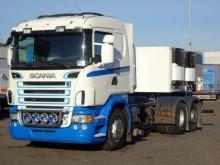 camion telaio Scania usato