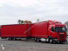 camión lonas deslizantes (PLFD) Scania usado