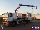 camión Mercedes Axor 1829 L E5 PALFINGER PK12003