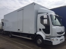camion fourgon polyfond Renault occasion