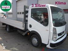 camion plateau ridelles Renault occasion