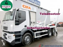 camion Iveco Stralis AD260S2 Teleabsetzer Schaltgetriebe BC