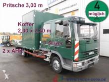 camión caja abierta teleros Iveco usado