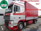 camion ribaltabile trasporto cereali DAF usato