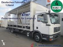 camion MAN TGL 12.180 Edscha Schiebeplane *LBW1.5t.*47m³