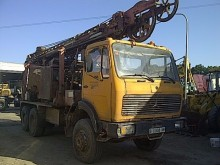 Mercedes 2626 6x6 wasserboher/waterdrill/foreuse eau
