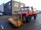camion Mercedes UNIMOG 1250 - 3m³