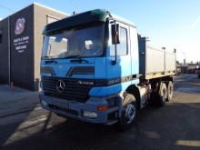 camion Mercedes ACTROS 2643 manual
