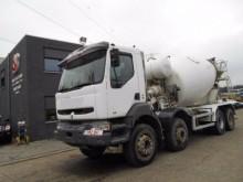 camion Renault KERAX 400 manual pomp