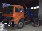 camion Palfinger Camion GRUA RENAULT 290 4X2 1986 PK 26000 1997