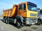 camion MAN DUMPER / VOLQUETE 33410 6X6 2004