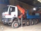 camion Palfinger Camion GRUA VOLQUETE IVECO 420 8X4 PK 72002