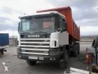camión Meiller DUMPER / VOLQUETE SCANIA 400 6X6 2000 KIPP