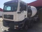camion MAN HORMIGONERA 410 8X4 2002 10M3